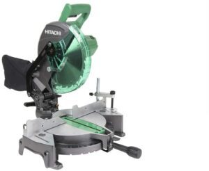 Hitachi C10FCG 15-Amp Compound Miter Saw