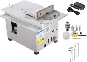 Bachin Table Saw with Lath Polisher