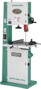 "Grizzly Industrial G0513X2-17"" 2 HP Band saw"
