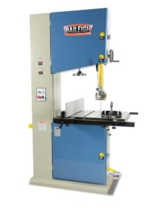 "Baileigh WBS-22 22"" Industrial Wood Working Vertical Band saw"