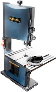 POWERTEC BS900 9 Inch Benchtop Band Saw