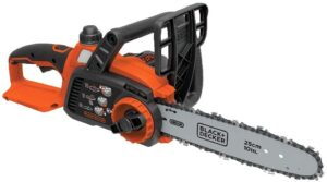 BLACK+DECKER LCS1020B Chainsaw