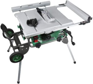 Metabo HPT Jobsite Table Saw