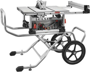 "SKILSAW SPT99-11 10"" Heavy Duty Worm Drive Table Saw"