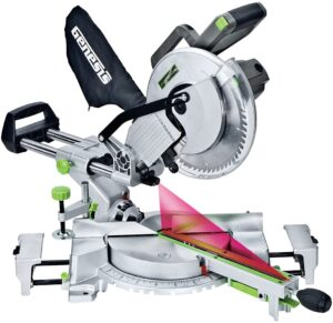Genesis GMSDR1015LC  Compound Miter Saw