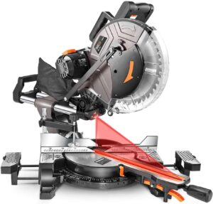 TACKLIFE Sliding Miter Saw