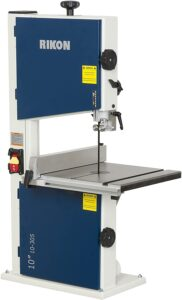 Rikon 10-305 Band saw With fence