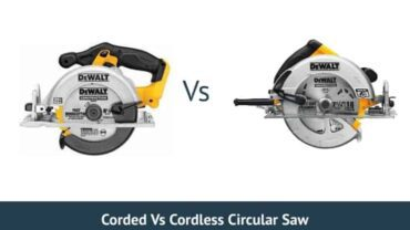 Corded vs cordless circular saw: Which one is better?