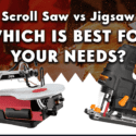 Scroll saw vs jigsaw: Which One Is Better?