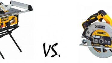 Table Saw vs. Circular Saw: Which One Is Better?