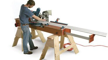 Top 10 Best Miter Saw Stand 2020 - Expert Review & Guide