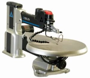 Delta Variable Speed Scroll Saw (Power Tools 40-694)