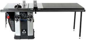 Baileigh TS-1248P-52 Cabinet Table Saw