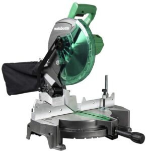 Metabo HPT C10FCGSM Compound Miter Saw