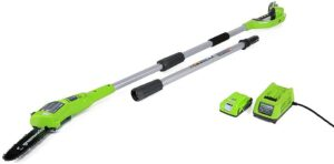 Greenworks 8.3' 24V Cordless Pole Saw