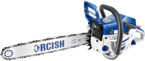 ORCISH 52cc 2-Cycle 18-Inch Gas Powered Chainsaw