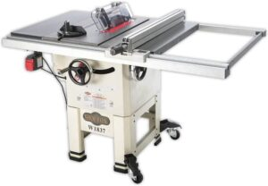 "Shop Fox W1837 10"" Table Saw"