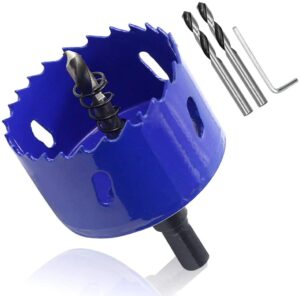 ZXHAO 2 3/8 inch 60mm Hole Saw