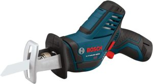 Bosch PS60-102 12V Max Pocket Reciprocating Saw