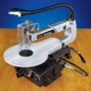 ALLWIN Scroll Saw with Flexible Shaft Attachment