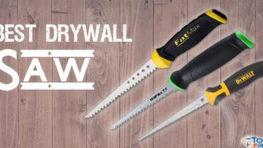 Top 10 Best Drywall Jab Saw 2020 - Expert Review & Guide