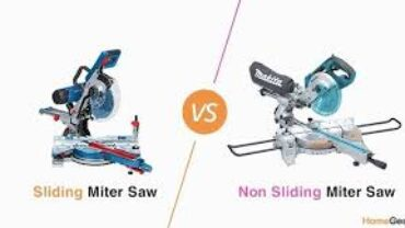 Sliding Vs. Non-Sliding Miter Saw: Which One Is Better?