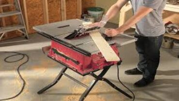 Top 10 Best Hybrid Table Saw 2020 - Expert Review & Guide