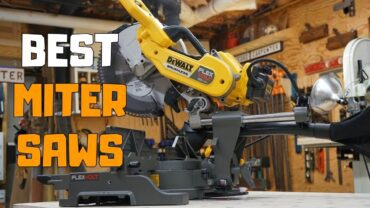 Top 10 Best Electric Miter Saw 2020 - Expert Review & Guide