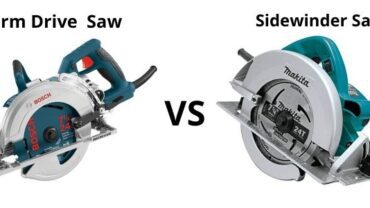 Worm Drive Vs. Sidewinder Circular Saws: Which One Is Better?