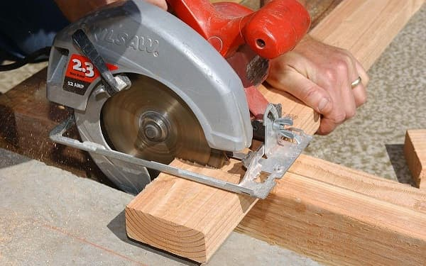 Circular Saw Without A Table